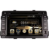 GPS Navigation Android 7.1 Car Stereo CD DVD Player In Dash Radio with 7 LCD Bluetooth Multimedia System for KIA SORENTO 2010-2012
