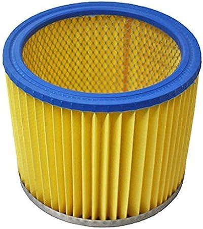 Spares2go cartucho de filtro para LIDL Parkside en seco y mojado ...