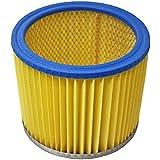 Spares2go cartucho de filtro para LIDL Parkside en seco y mojado aspiradoras