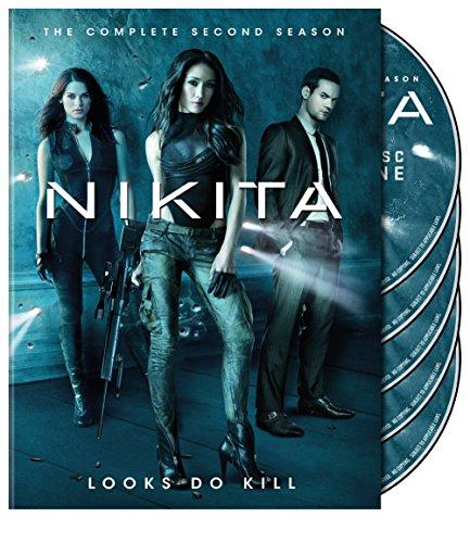 nikita season 1 dvd - 2
