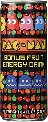 Pacman Bonus Fruit Energy Drink