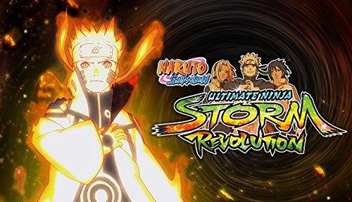 Naruto Shippuden: Ultimate Ninja Storm Revolution [Online Game Code] - Naruto Ultimate Ninja Storm 3 Dlc Costumes
