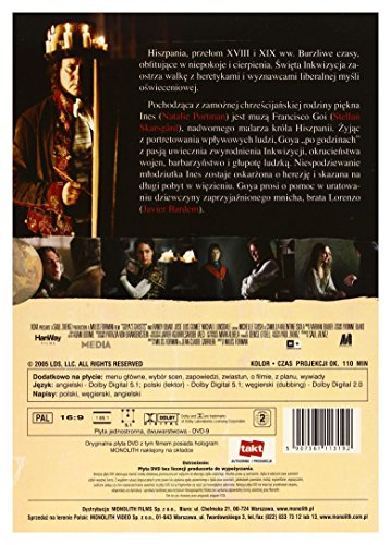 Goya's Ghosts [DVD] (English audio. English subtitles)