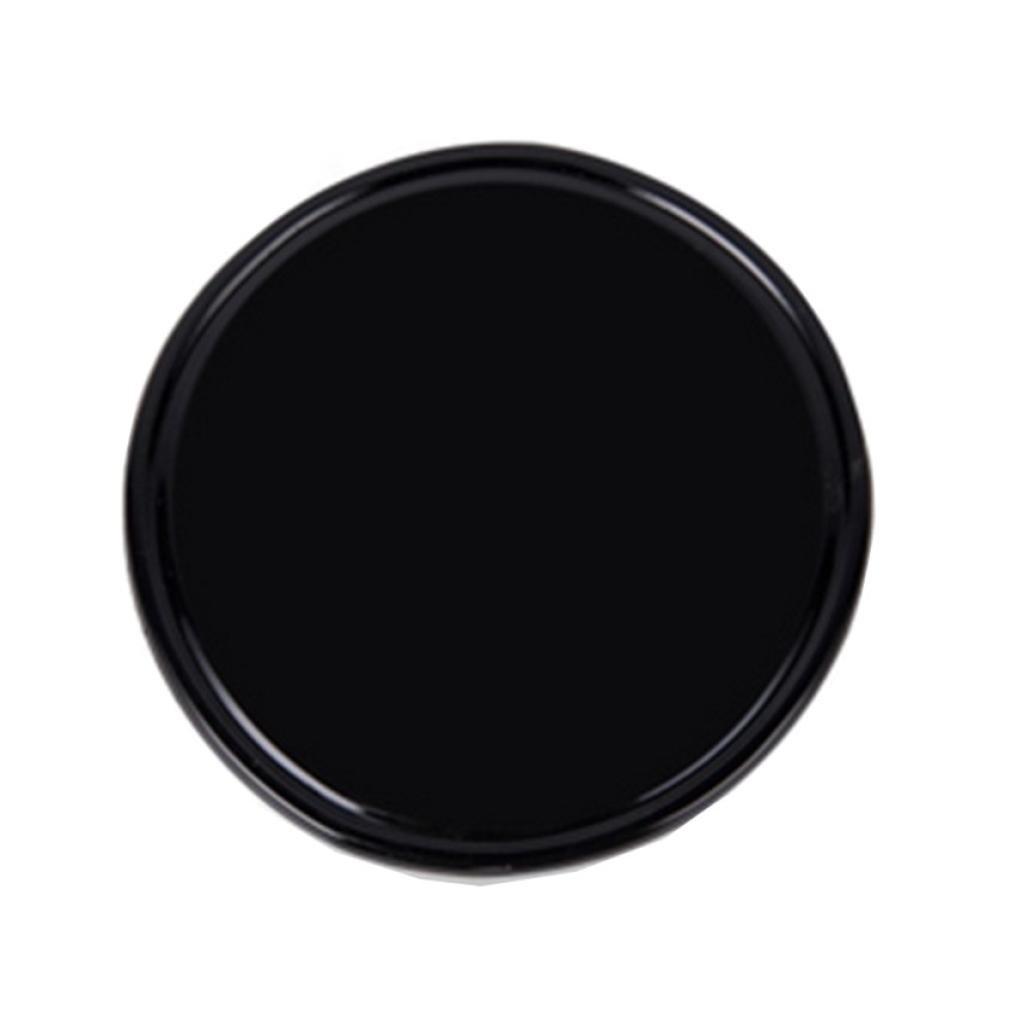 Chezaa Phone Mat,New Fashion Powerful Silica Gel Magic Sticky Pad Cellphone Anti Slip Mat for Mobile Phone PDA Mp3 Mp4 Car Accessories Black (Black)
