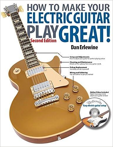 How to Make Your Electric Guitar Play Great!: Amazon.es: Dan Erlewine: Libros en idiomas extranjeros
