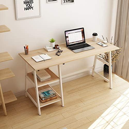SogesPower 55 inch Computer Desk Desk
