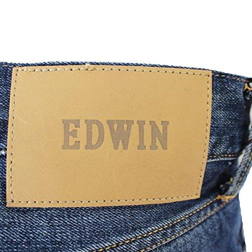 Edwin Herren Jeanshose blau Grime
