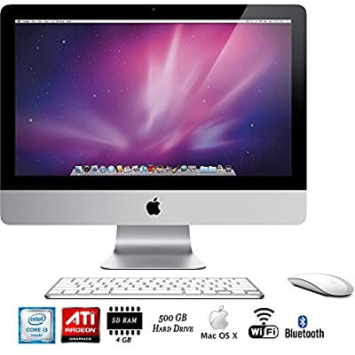 Apple iMac 21.5-inch Desktop Computer MC508LL/A (Renewed)