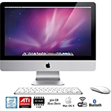 Apple iMac MC508LL/A 21.5-Inch Desktop - (Refurbished)