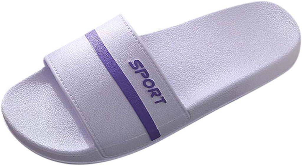 Women Slippers Ulanda Womens Shower Sandal Pool Slides Open Toe House Slippers Lightweight Bath Slippers