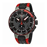 Tissot T111.417.37.441.01 Men's Watch T-Race Cycling Vuelta 2017 Black...