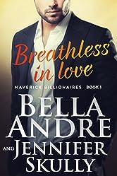Breathless In Love (The Maverick Billionaires, Book 1)