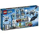 LEGO-City-Sky-Police-Air-Base-60210-Bauset-Neu-2019-529-Teile