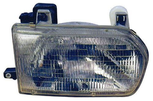 Depo 315-1109R-AS Nissan Pathfinder Passenger Side Replacement Headlight Assembly ()
