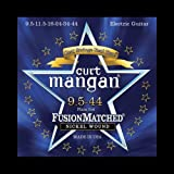 Curt Mangan Fusion Matched Nickel Wound Electric Strings (9.5-44)