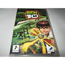 Ben 10 Protector of the Earth (PSP) (UK)