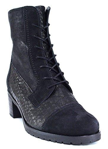 Gabor 35-621-37 - Zapatos de Cordones mujer schwarz (Micro)