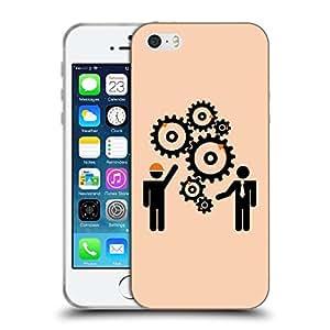 Super Galaxy Coque de Protection TPU Silicone Case pour // V00000576 Concepto del asunto del vector Diseño // Apple iPhone 5 5S 5G SE