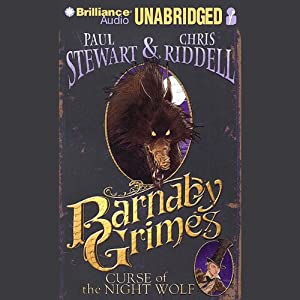 Barnaby Grimes Audiobook