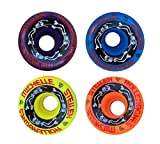 RollerBones ESTRO JEN Bowl Bombers Quad Roller