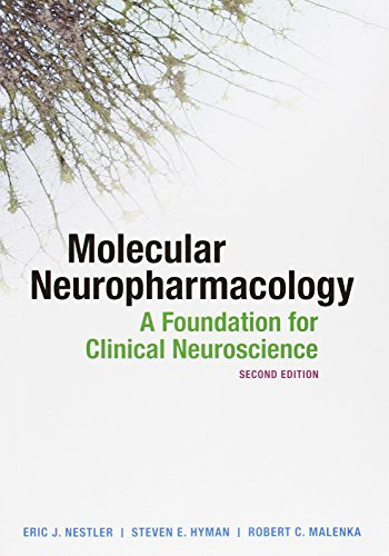 Molecular Neuropharmacology: A Foundation for Clinical Neuroscience, Second Edition by Eric J. Nestler (2008-12-01)