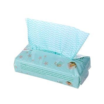 BESTONZON 80 Piezas Desechables de Lavado Plato de Cocina paño de Limpieza Antiadherente Barrido de Aceite Trapos: Amazon.es: Hogar