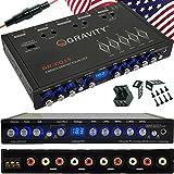 Gravity EQ15 1/2 Din 5 Band Car Audio Equalizer
