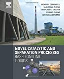 img - for Novel Catalytic and Separation Processes Based on Ionic Liquids book / textbook / text book