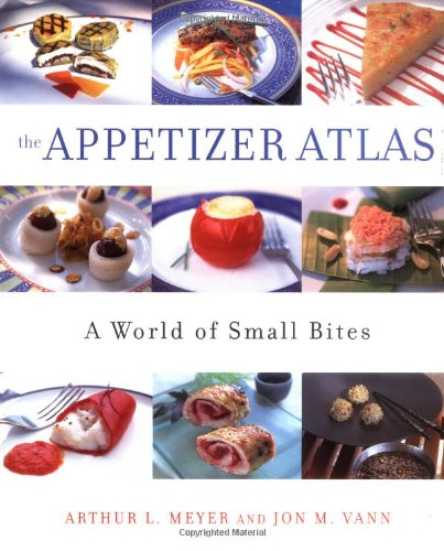 Appetizer Atlas World Small Bites product image