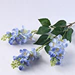 Jasming-Set-of-4-Artificial-HyacinthDelphinium-Silk-Flowers-Lilac-with-Greenery-Branches-for-Home-Party-Garden-Decoration-Crafting-and-Displaying-Blue