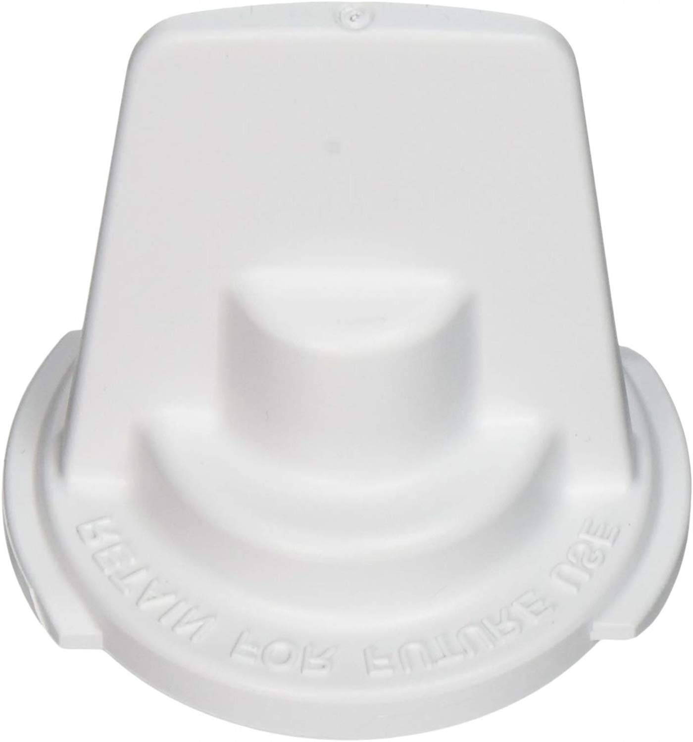 WR02X11705 Filter Bypass Cap for General Electric (GE) Refrigerator MWF GFW