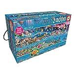 Educa 13434 La Vita Puzzle 24000 Pezzi