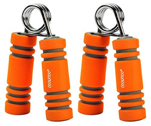Cockatoo GY15 Foam Hand Grip, Senior Standard (Orange/Grey) Price & Reviews