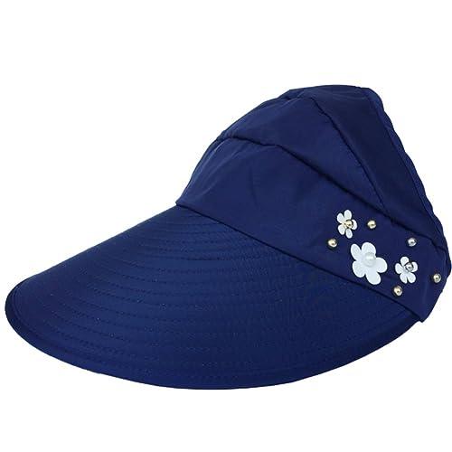 UV verano gran sombrero de ala ancha playa/parasol/sombrero de paja plegable/sombrero para el sol/vi...