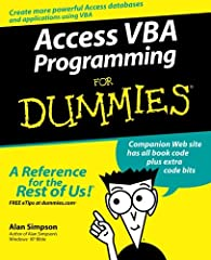 This friendly, easy-to-use guide shows experienced Access users how to use VBA (Visual Basic for Applications) to build Access databases and applications, but also covers programming fundamentals for nonprogrammers Includes practical, ...