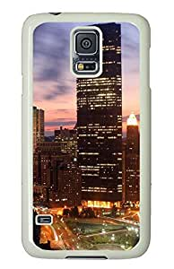 Samsung Note S5 CasePittsburg Downtown PC Custom Samsung Note S5 Case Cover White