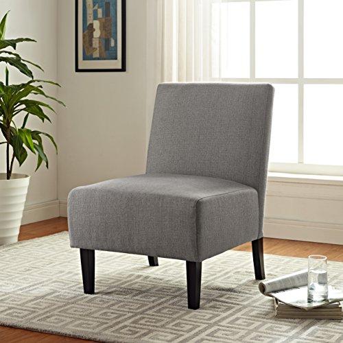 sades Slipper, Accent Chair, Gray ()
