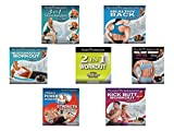 Pilates Power Gym Total Fitness 7 DVD Set