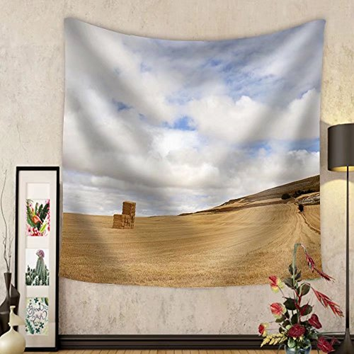 Niasjnfu Chen Custom tapestry Landscape Spain - Fabric Wall Tapestry Home Decor by Niasjnfu Chen