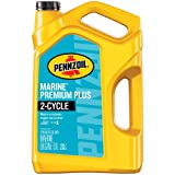 Pennzoil 550045220 1 gallon Marine Premium Plus (Outboard 2 Cycle 1 gal. jug)
