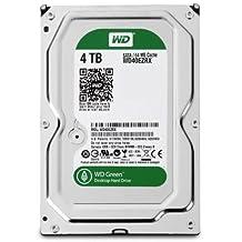 Western Digital 4 TB WD Green SATA III 5400 RPM 64 MB Cache Bulk/OEM Desktop Hard Drive WD40EZRX