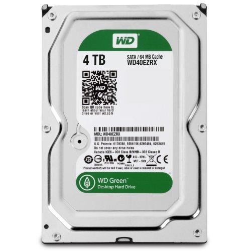Western Digital Groene WD40EZRX 4TB interne SATA 3.5″ harde schijf