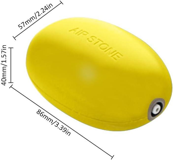 Azul//Amarillo Peces Acuario Starter Acuario Oxigenador Bomba USB Acuario Bomba De Aire Silencioso Mini Tanque De Pescado Ox/ígeno Bomba De Aire Suministro De Ox/ígeno para Jard/ín