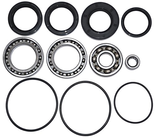 (Rear Differential Bearing Kit fits 1988-2000 Honda TRX300FW 300 FourTrax 2x4 4x4 ATV FREE FEDEX 2 DAY SHIPPING)