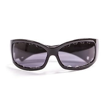 Ocean Sunglasses Fuerteventura - Gafas de Sol polarizadas - Montura : Negro Mate - Lentes :