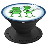 Frog Band PopSocket - PopSockets Grip and Stand for Phones and Tablets