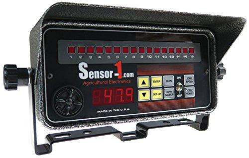 - Sensor-1 PMPOP-08-JD 8-Row Population Planter or Drill Monitor, John Deere Setup