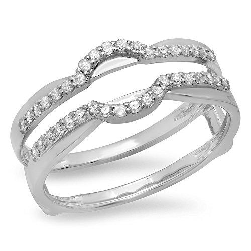 0.28 Ct Diamond Band - 5