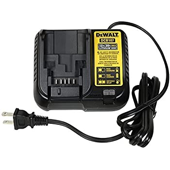 Energup Replacement DCB102BP Charger for DEWALT 20-volt MAX ...