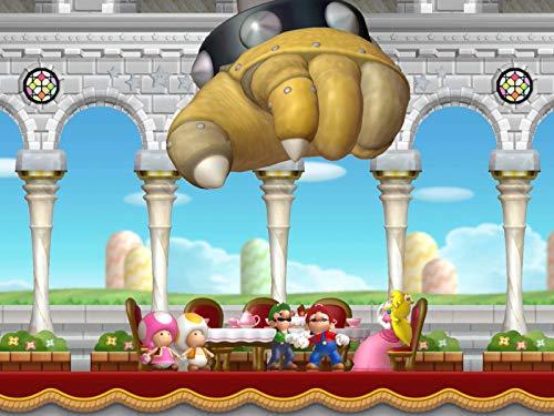 (Bowser Invades The Mushroom Kingdom)